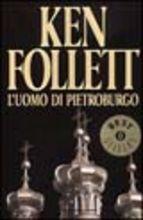Copertina dell'audiolibro L'uomo di Pietroburgo di FOLLETT, Ken