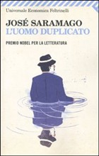 Copertina dell'audiolibro L'uomo duplicato di SARAMAGO, José