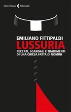 Copertina dell'audiolibro Lussuria di FITTIPALDI, Emiliano