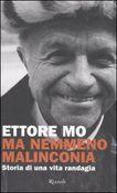 Copertina dell'audiolibro Ma nemmeno malinconia di MO, Ettore