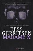 Copertina dell'audiolibro Madame X