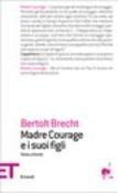 Copertina dell'audiolibro Madre Courage e i suoi figli di BRECHT, Bertold