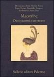 Copertina dell'audiolibro Maestrine