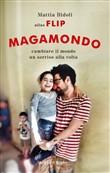 Copertina dell'audiolibro Magamondo di BIDOLI, Mattia