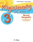 Copertina dell'audiolibro Magicamente 3 – storia geografia di CAPPELLETTI, Marilena - DE GIANNI, Angelo