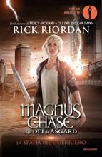 Copertina dell'audiolibro Magnus Chase: la spada del guerriero di RIORDAN, Rick