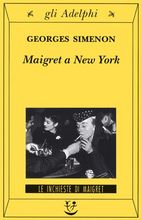 Copertina dell'audiolibro Maigret a New York