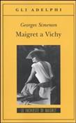 Copertina dell'audiolibro Maigret a Vichy di SIMENON, Georges