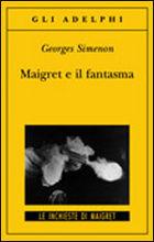 Copertina dell'audiolibro Maigret e il fantasma di SIMENON, Georges