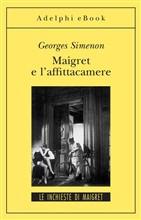 Copertina dell'audiolibro Maigret e l'affittacamere di SIMENON, Georges