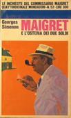 Copertina dell'audiolibro Maigret e l'osteria dei due soldi di SIMENON, Georges