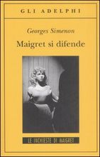 Copertina dell'audiolibro Maigret si difende