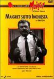 Copertina dell'audiolibro Maigret sotto inchiesta di SIMENON, Georges