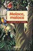Copertina dell'audiolibro Maloca, Maloca di SONEGO, Michela