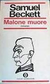 Copertina dell'audiolibro Malone muore di BECKETT, Samuel