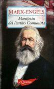 Copertina dell'audiolibro Manifesto del Partito Comunista di MARX, Karl - ENGELS, Friedrich