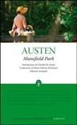 Copertina dell'audiolibro Mansfield park di AUSTEN, Jane