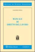 Copertina dell'audiolibro Manuale di diritto del lavoro di PROIA, Giampietro