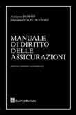 Copertina dell'audiolibro Manuale di diritto delle assicurazioni di DONATI, Antigono - VOLPE PUTZOLU, Giovanna