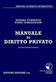 Copertina dell'audiolibro Manuale di diritto privato di TORRENTE, Andrea - SCHLESINGER, Piero