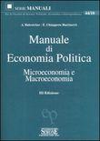 Copertina dell'audiolibro Manuale di economia politica