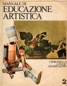Copertina dell'audiolibro Manuale di educazione artistica di BORGARELLO, Y. - PAVESE, A. BERTALERO, M.R.