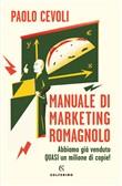 Copertina dell'audiolibro Manuale di marketing romagnolo