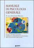 Copertina dell'audiolibro Manuale di psicologia generale di MECACCI, Luciano