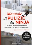 Copertina dell'audiolibro Manuale di pulizie del ninja di HARTFORD, Courtney