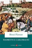 Copertina dell'audiolibro Maometto e Carlomagno