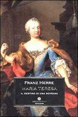 Copertina dell'audiolibro Maria Teresa: il destino di una sovrana di HERRE, Franz