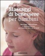 Copertina dell'audiolibro Massaggi di benessere per bambini