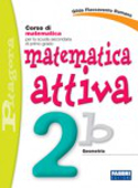 Copertina dell'audiolibro Matematica attiva 2B – Geometria di FLACCAVENTO ROMANO, Gilda