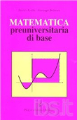 Copertina dell'audiolibro Matematica preuniversitaria di base