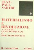 Copertina dell'audiolibro Materialismo e rivoluzione di SARTRE, Jean-Paul
