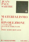 Copertina dell'audiolibro Materialismo e rivoluzione
