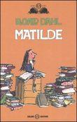 Copertina dell'audiolibro Matilde di DAHL, Roald