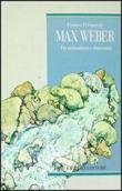 Copertina dell'audiolibro Max Weber- fra nazionalismo e democrazia