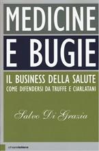 Copertina dell'audiolibro Medicine e bugie di DI GRAZIA, Salvo