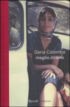 Copertina dell'audiolibro Meglio dirselo di COLOMBO, Daria
