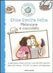 Copertina dell'audiolibro Melanzane e cioccolato di FESTA, Enza Emira