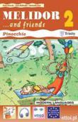 Copertina dell'audiolibro Melidor… and friends 2 di BRIOSCHI, E. - McDOODLE, S. - RIVA, A.