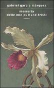 Copertina dell'audiolibro Memoria delle mie puttane tristi di GARCIA MARQUEZ, Gabriel