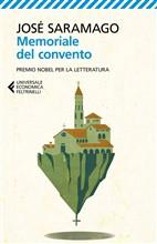 Copertina dell'audiolibro Memoriale del convento