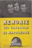 Copertina dell'audiolibro Memorie del cameriere di Napoleone di CONSTANT