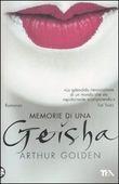Copertina dell'audiolibro Memorie di una geisha di GOLDEN, Arthur