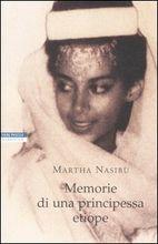 Copertina dell'audiolibro Memorie di una principessa etiope di NASIBU', Martha