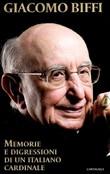 Copertina dell'audiolibro Memorie e digressioni di un italiano cardinale