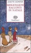 Copertina dell'audiolibro Meravigliosi racconti di Natale di GONTIER, Josette