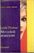 Copertina dell'audiolibro Mercoledì arancione di THOMAS, Leslie